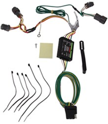 kia soul trailer wiring com curt 2013 kia soul custom fit vehicle wiring