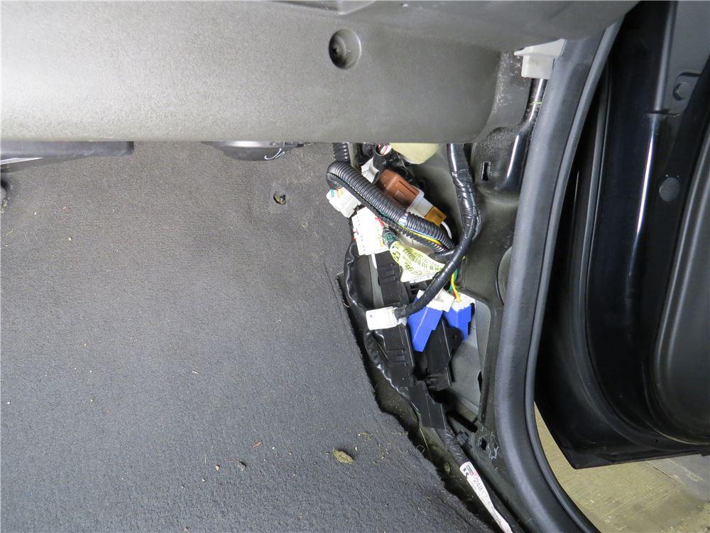 2012 Nissan Xterra Curt T