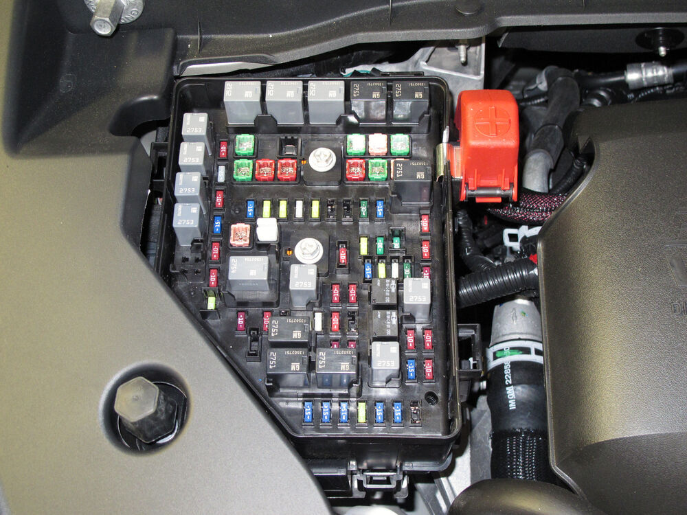 2016 Chevrolet Traverse Custom Fit Vehicle Wiring