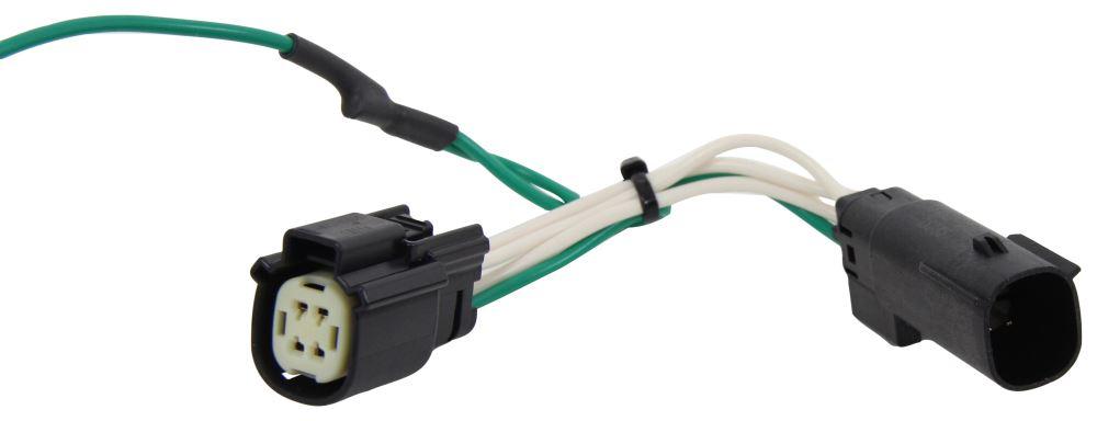 2016 ford transit t350 custom fit vehicle wiring curt