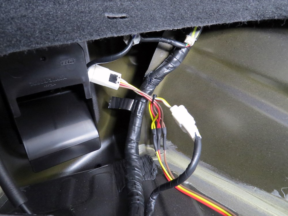 2016 nissan murano custom fit vehicle wiring curt