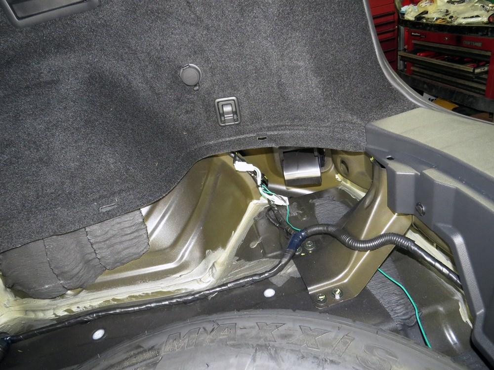 2016 nissan murano custom fit vehicle wiring curt