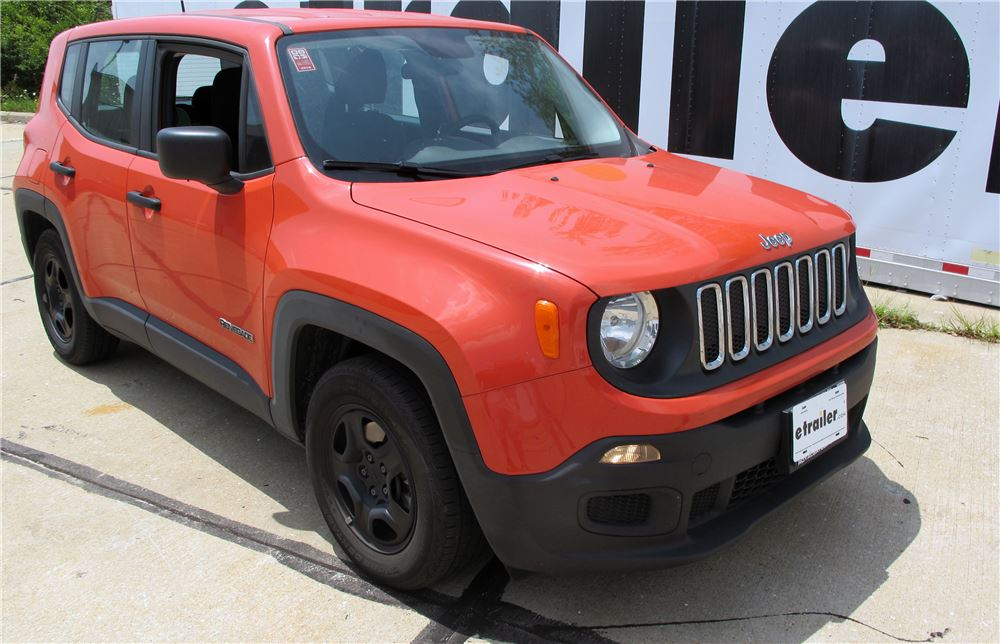 2016 jeep renegade custom fit vehicle wiring curt. Black Bedroom Furniture Sets. Home Design Ideas