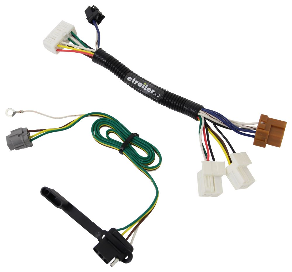2015 nissan pathfinder custom fit vehicle wiring curt