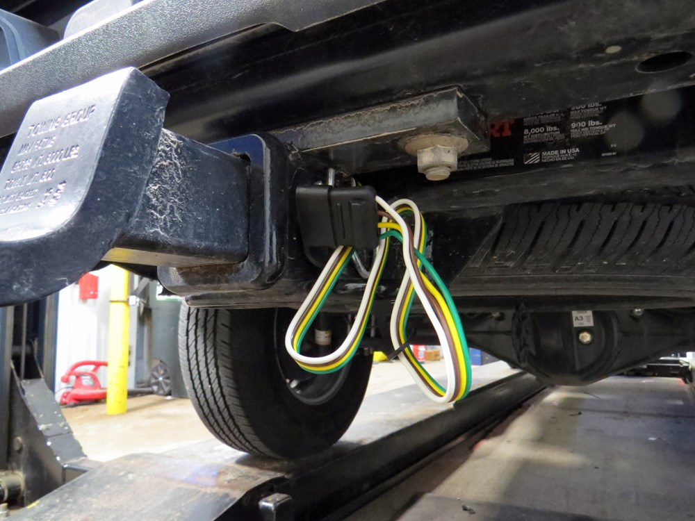 Trailer Wiring Harness For 2004 Toyota Tacoma : Toyota ta a trailer wiring harness free engine