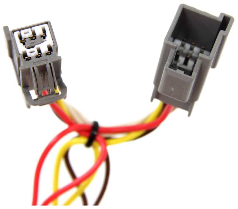 Volvo xc curt t connector vehicle wiring harness