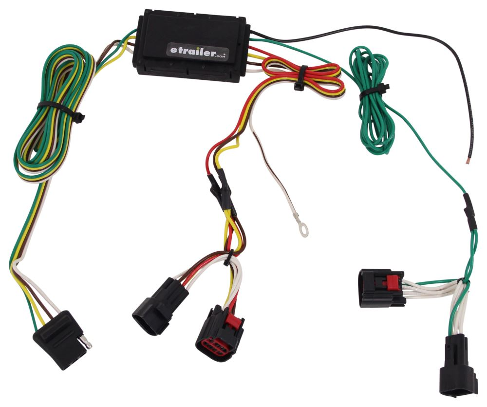 Land rover discovery sport custom fit vehicle wiring