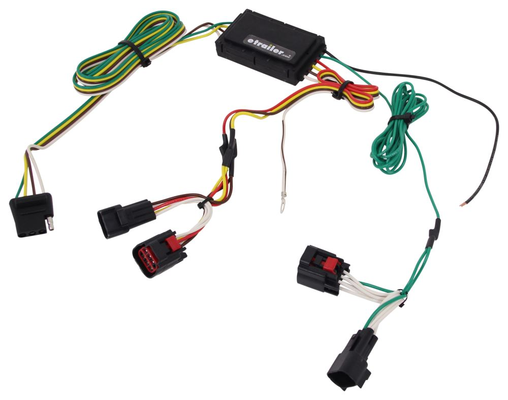 Land Rover Discovery Trailer Connector Australia Network Living Range Wiring Harness C56297 7 1000