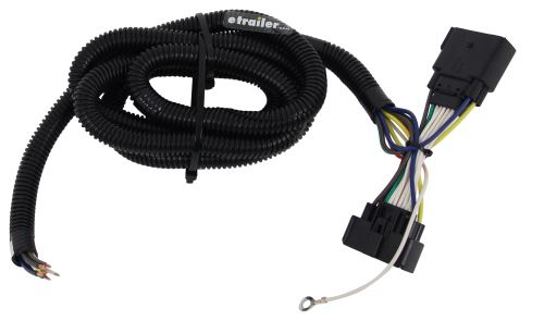 ford   curt  connector vehicle wiring harness