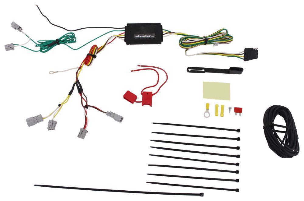 2016 mazda cx 5 custom fit vehicle wiring curt