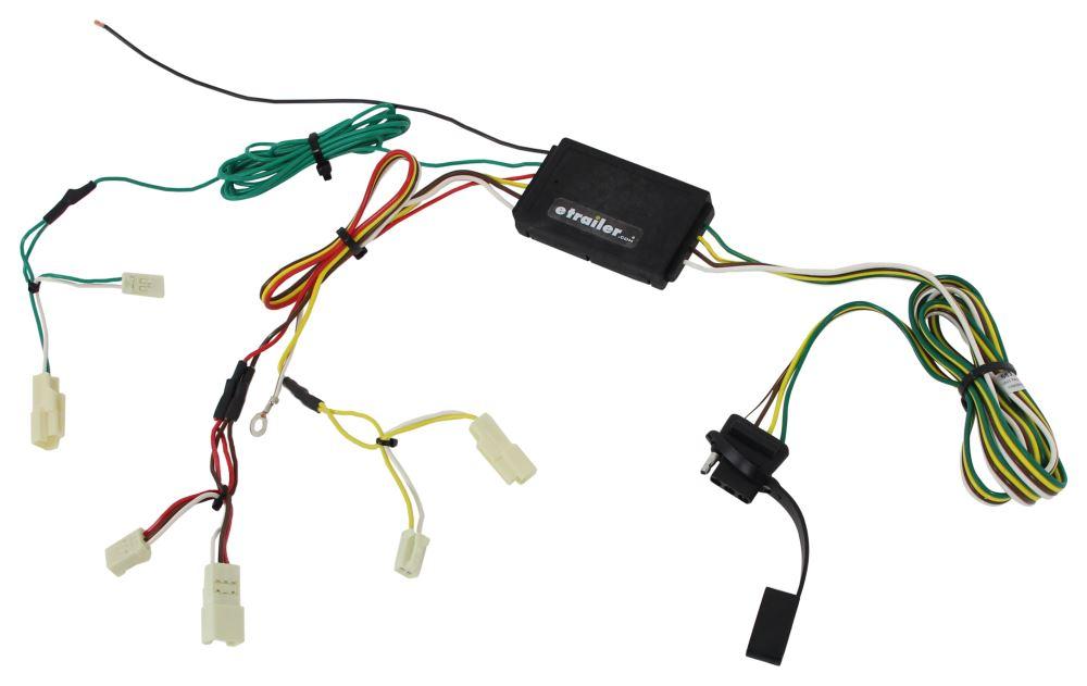 Wiring Harness Toyota Yaris : Toyota yaris ia custom fit vehicle wiring curt