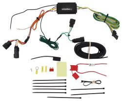 C56320_9_250 curt trailer wiring harness installation 2017 ford escape video curt t-connector vehicle wiring harness with 4-pole flat trailer connector at eliteediting.co