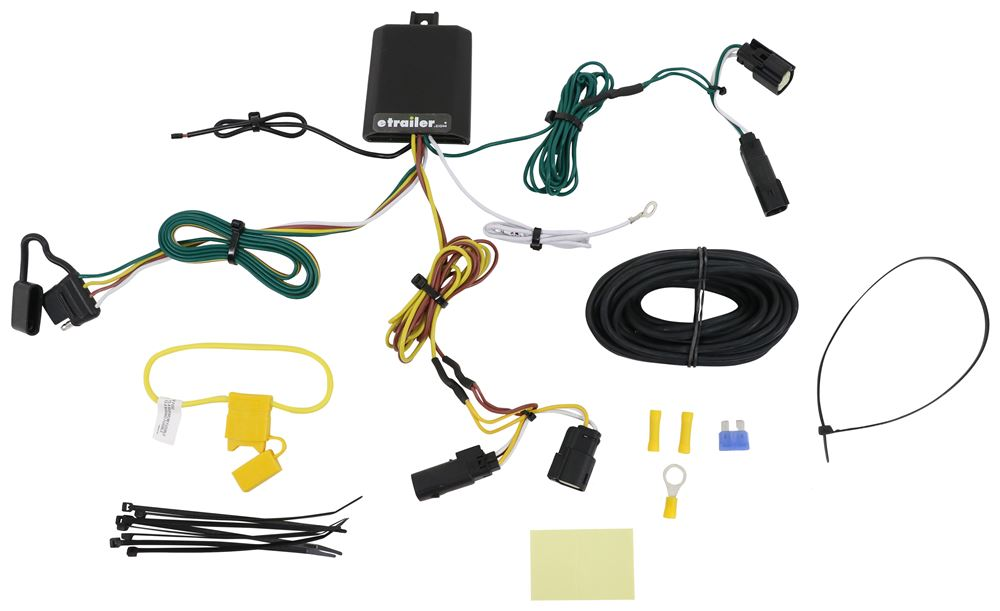 chrysler 200 trailer wiring wiring schematic diagram2017 chrysler pacifica curt t connector vehicle wiring chrysler 500