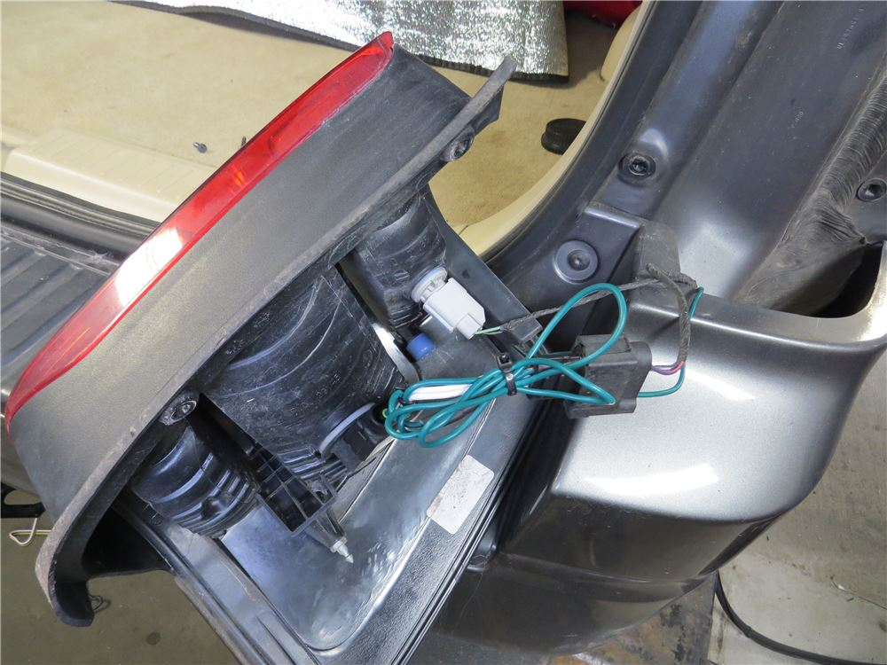 2003 Ford Expedition Trailer Plug Is As I Standput The Wiring