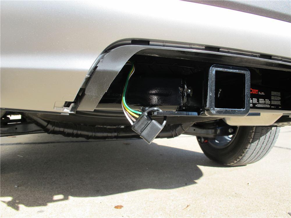 C Hyundai Santa Fe on Kia Sorento Tow Package