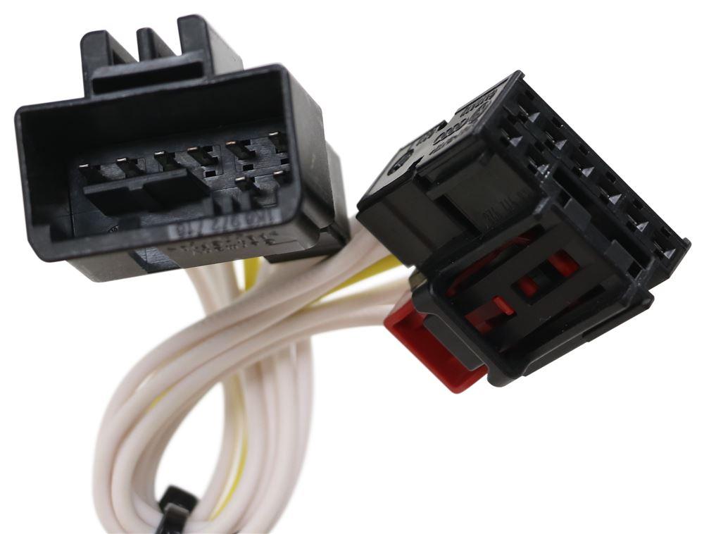Vw Passat Trailer Wiring Harness : Volkswagen passat curt t connector vehicle wiring