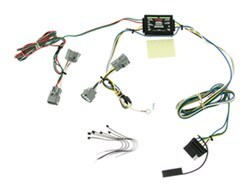 Curt 2013 Toyota Tacoma Custom Fit Vehicle Wiring