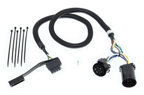 C56584_3_500 curt t connector vehicle wiring harness for factory tow package curt 56584 custom wiring harness at panicattacktreatment.co