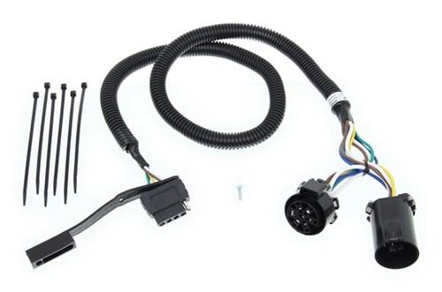 Dodge ram pickup custom fit vehicle wiring curt