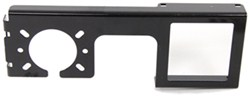 "Curt Easy Mount Bracket for 4- or 5-Way Flat and 6- or 7-Way Trailer Connectors - 2-1/2"" Hitch"