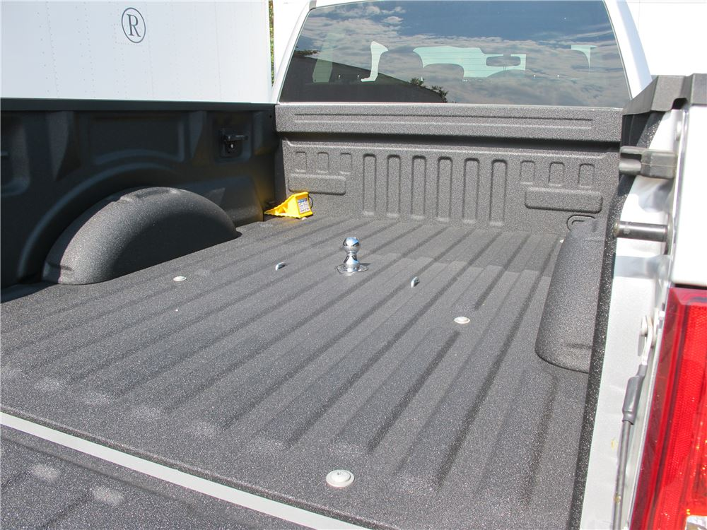 ford   curt double lock flip  store underbed