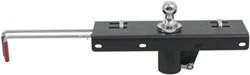 Curt Quick Goose 2 Gooseneck Hitch with Installation Kit - 30,000 lbs