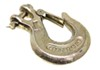 "Curt Clevis Hook with Spring Loaded Safety Latch - 7/16"" - 40,000 lbs"