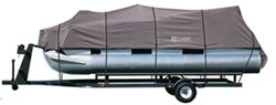 "Classic Accessories StormPro Pontoon Boat Cover - 21' - 24' Long - 96"" Beam"