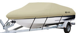 "Classic Accessories DryGuard Waterproof Boat Cover - 20' to 22' Long - Up to 106"" Beam"