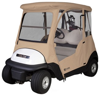 Classic Accessories Golf Cart Enclosure For Club Car