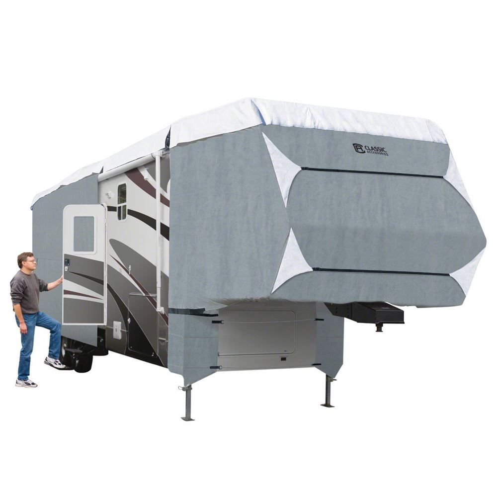 Classic Accessories Polypro 3 Deluxe Extra Tall 5th Wheel