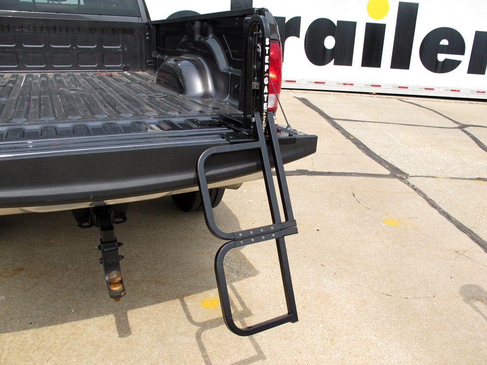 Convert-A-Ball Step Gate - Universal Truck Tailgate Step ...