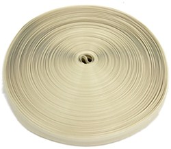 "Camco RV Vinyl Trim Insert - Colonial White - 100' Long x 1"" Wide"