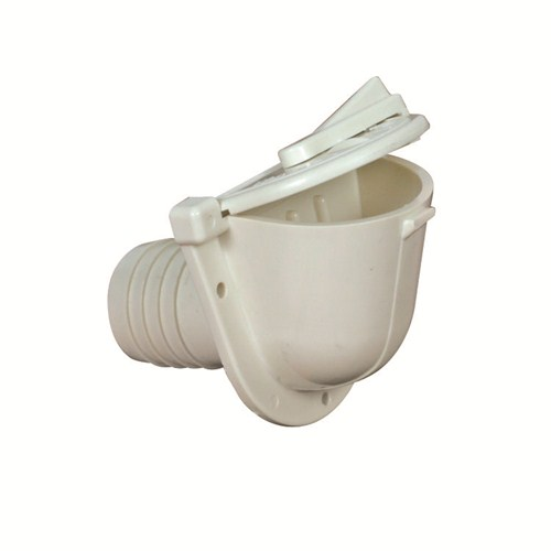 Camco Replacement Rv Flush Mount Fresh Water Fill Spout
