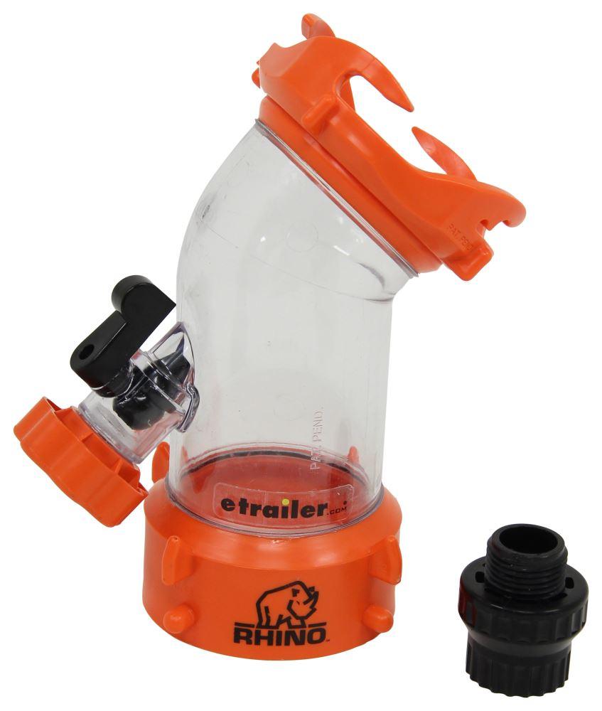 Rhinoflex Rhino Blaster Adapter For Rinsing Rv Holding
