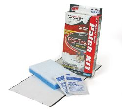 Camco Pro-Tech Patch Kit for RVs w/ Rubber Roofs