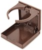 Camco Adjustable Drink Holder - Brown