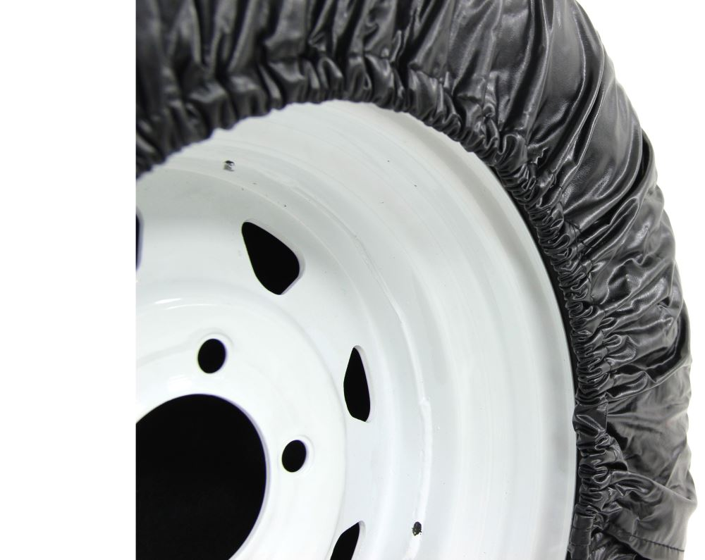Rv Wheel Covers : Camco vinyl spare tire cover quot diameter black