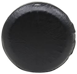 "Camco Vinyl Spare Tire Cover - 24"" Diameter - Black"