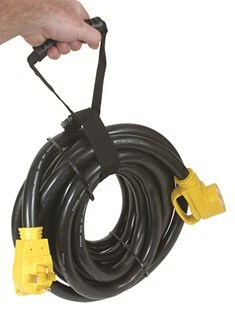 power grip rv temporary power cord extension w/ carrying ... ac contactor 30 amp wiring diagram