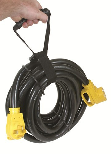Power Grip Rv Temporary Power Cord Extension W   Carrying
