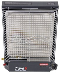 Camco Olympian Wave 6 Catalytic Safety Heater for Mid-Sized RVs