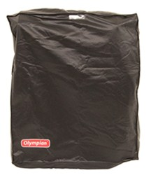 Camco Custom-Fit Dust Cover for Olympian Wave 6 Catalytic Heater - Wall Mounted