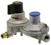 Camco Automatic Changeover 2-Stage Propane Regulator for Dual Propane Tanks