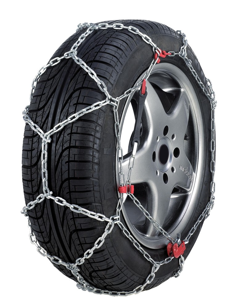 Thule Standard Snow Tire Chains Diamond Pattern D Link