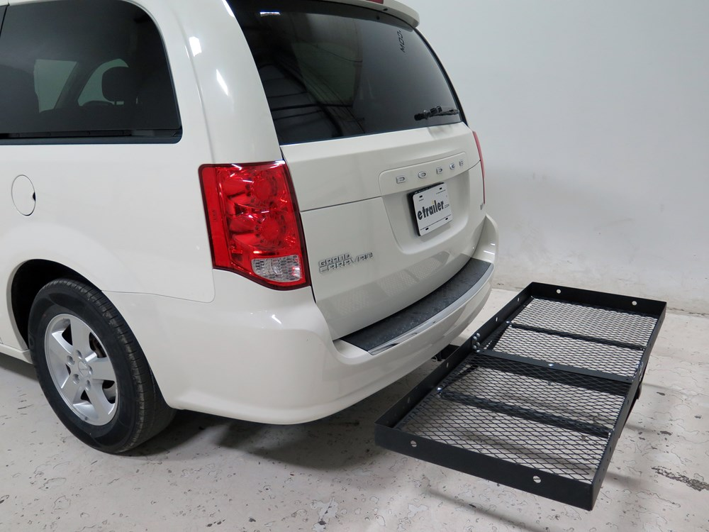 2013 dodge grand caravan 23x60 stromberg carlson cargo carrier for 2 hitches steel 500 lbs. Black Bedroom Furniture Sets. Home Design Ideas