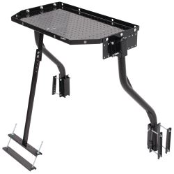 Stromberg Carlson Trailer Tray Cargo Carrier for A-Frame Trailers - 300 lbs