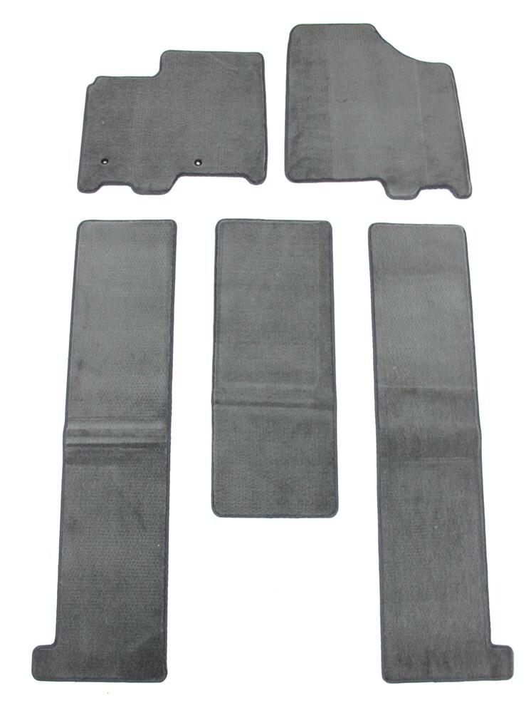 2012 Toyota Sienna Floor Mats Covercraft