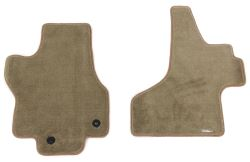 Covercraft Premier Custom Auto Floor Mats - Carpeted - Front - Beige