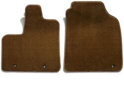 Covercraft Premier Custom Auto Floor Mats - Carpeted - Front - Caramel
